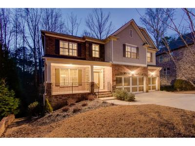 Marietta Single Family Home For Sale: 2927 Ansley Manor Court