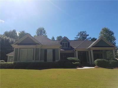Canton Single Family Home For Sale: 832 Waterford Estates Manor