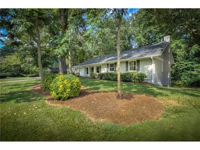 Atlanta Single Family Home For Sale: 2280 Street Deville NE