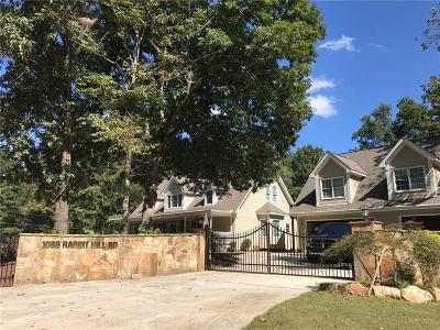 Canton Single Family Home For Sale: 1088 Rabbit Hill Road