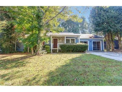 Single Family Home For Sale: 6614 Ivy Log Drive