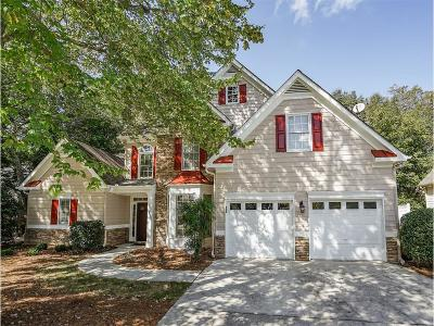 Powder Springs Single Family Home For Sale: 3209 Warren Creek Drive