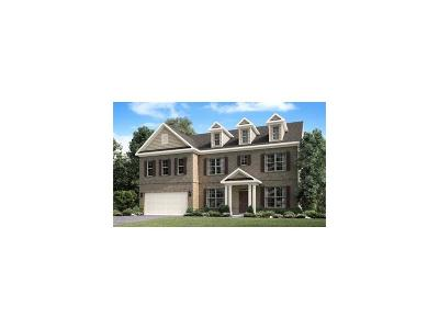 Cumming Single Family Home For Sale: 4610 Gardenside Court