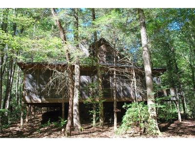 Lumpkin County Single Family Home For Sale: 109 Woody Bend