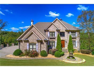 Forsyth County Single Family Home For Sale: 8560 Spyglass Drive