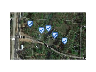 Cumming Residential Lots & Land For Sale: 2793 Pruitt Road