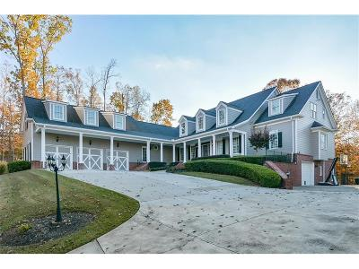 Cherokee County Single Family Home For Sale: 528 River Estates Parkway
