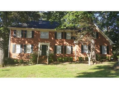 Lilburn Single Family Home For Sale: 2555 Delridge Drive SW