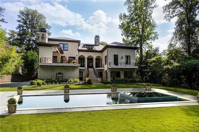 Morningside Single Family Home For Sale: 968 Wildwood Road NE