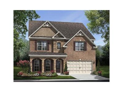 Single Family Home For Sale: 1681 Ashbury Park Drive