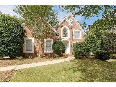 Marietta Single Family Home For Sale: 2117 Hadfield Court
