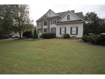 Canton Single Family Home For Sale: 203 Glenbrook Lane