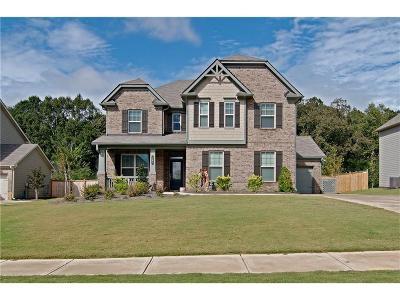 Woodstock Single Family Home For Sale: 209 Birchin Drive