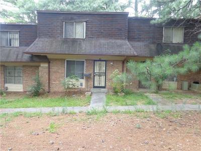 Atlanta Condo/Townhouse For Sale: 17 Peyton Place SW