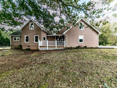 Canton Single Family Home For Sale: 8853 Union Hill Road