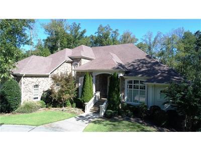 Single Family Home For Sale: 506 Saint Ives Walk