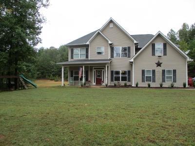 White Single Family Home For Sale: 228 Jones Mill Road