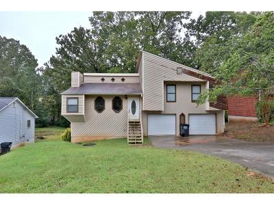 Gwinnett County Single Family Home For Sale: 2715 Cordite Loop