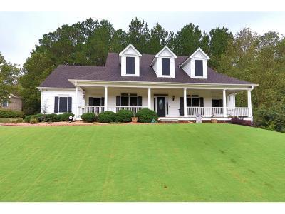 Canton Single Family Home For Sale: 618 Talmadge Lane