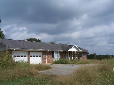 Adairsville Single Family Home For Sale: 1083 Miller Ferry Road