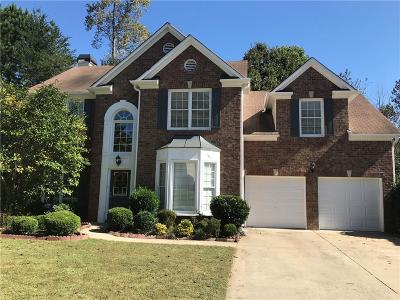 Kennesaw Single Family Home For Sale: 4030 Annandale Main NW