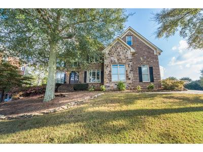 Single Family Home For Sale: 1371 Threepine Place SW