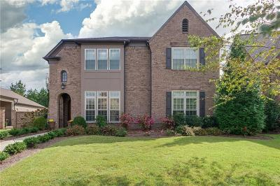 Canton Single Family Home For Sale: 166 Cadence Trail