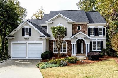 Marietta Single Family Home For Sale: 3790 Baccurate Place NE