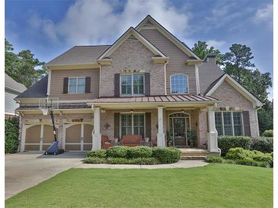 Canton Single Family Home For Sale: 726 Crescent Circle