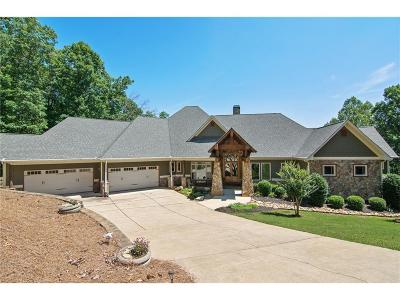 Single Family Home For Sale: 29 Hawks Branch Lane