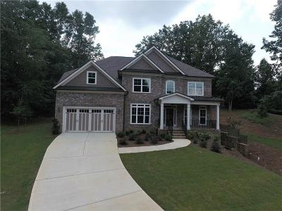 Sandy Springs GA Single Family Home For Sale: $749,900