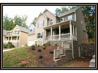 Kennesaw Single Family Home For Sale: 4131 Hidden Enclave Lane