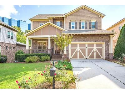 Single Family Home For Sale: 3102 Riverbrooke Trail