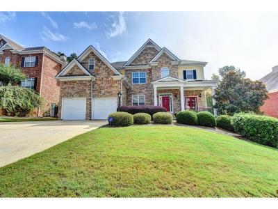 Marietta Single Family Home For Sale: 3326 Ebenezer Farm Road