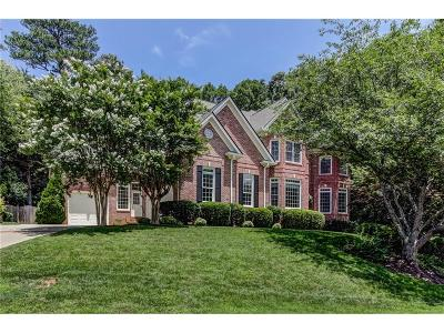 Cobb County Single Family Home For Sale: 4163 Gemstone Terrace