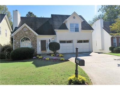 Austell Single Family Home For Sale: 1042 Dalby Way
