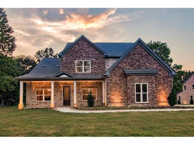 Dunwoody Single Family Home For Sale: 5012 Happy Hollow Road
