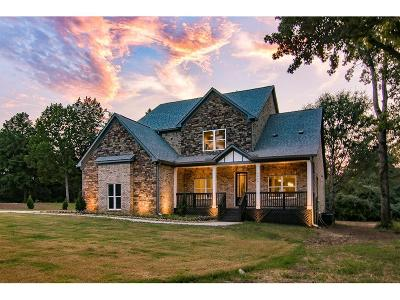 Dunwoody Single Family Home For Sale: 5020 Happy Hollow Road