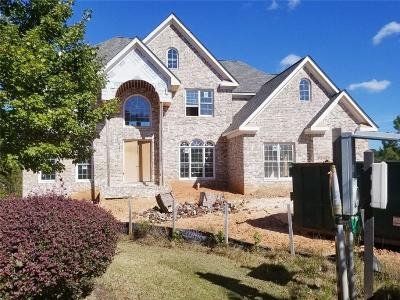 Single Family Home For Sale: 4402 Income Circle