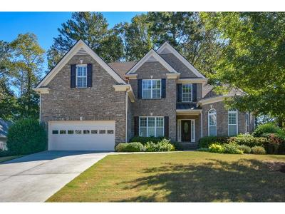 Kennesaw Single Family Home For Sale: 3514 Estates Landing Drive