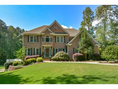 Single Family Home For Sale: 803 Marbrook Drive