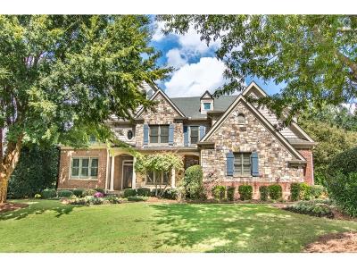 Marietta Single Family Home For Sale: 2411 Wistful Way