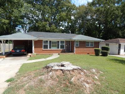 Decatur Single Family Home For Sale: 2364 Candler Road
