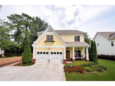 Single Family Home For Sale: 830 Buckner Road SE
