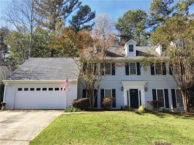 Lawrenceville Single Family Home For Sale: 2065 Vicksburg Drive