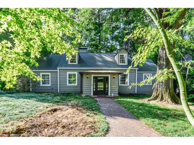 Single Family Home For Sale: 1858 Anjaco Road NW
