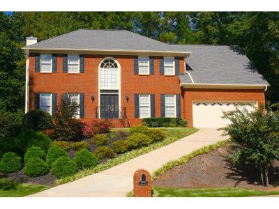 Alpharetta Single Family Home For Sale: 10775 Tuxford Drive