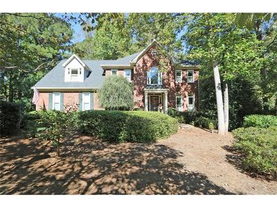 Acworth Single Family Home For Sale: 5306 Burdock Creek