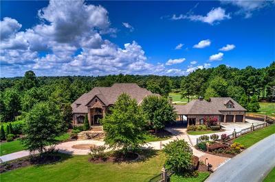Gwinnett County Single Family Home For Sale: 5553 Legends Drive