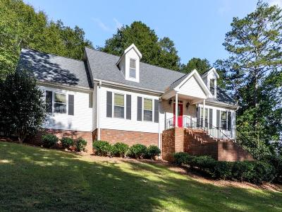 Canton Single Family Home For Sale: 183 Breeze Hill Lane